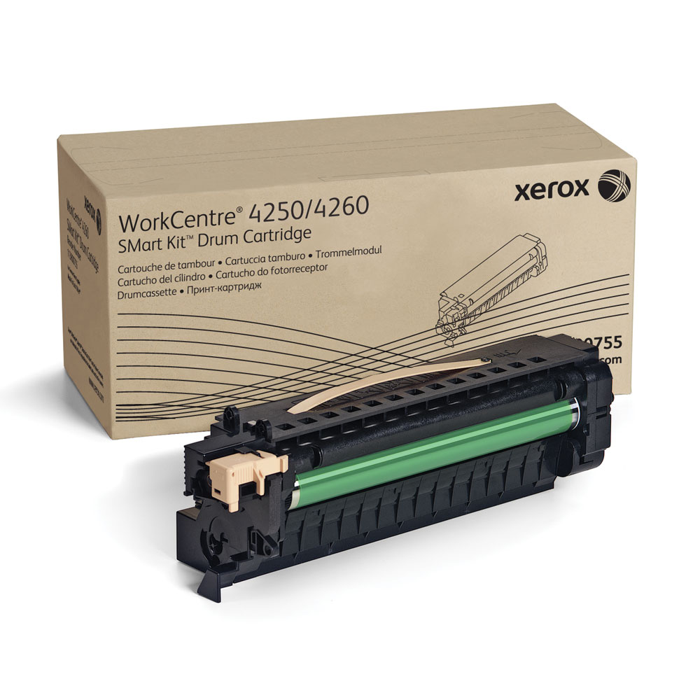 Black, 1-Pack 4260 Awesometoner Compatible Drum Cartridge Replacement for Xerox 113R00755 113R00770 use with WorkCentre 4250