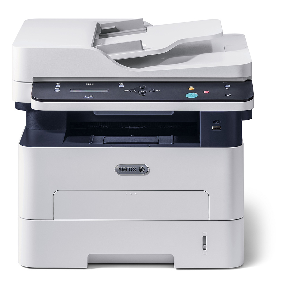 Xerox B205 Black And White All In One