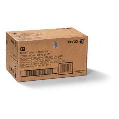 Black Toner Cartridge and Waste Bottle - WorkCentre M35/M45/M55, 232/238, 245/255, 5030/5050, 5135/5150, 5632/5638, 5735/5740/5745/5755 5645/5655, WorkCentre Pro 35/45/55, 232/238, 245/255 or CopyCentre C35/C45/C55, 232/238, 245/255