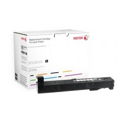 Xerox Replacement Black Toner Cartridge (Standard Capacity) for HP M855