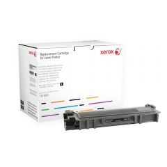 Xerox Replacement Black Toner Cartridge (High Capacity) for Brother HL-L2300D/L2305W/L2320D/L2340DW/L2360DW/L2380DW, DCP-L2520DW/L2540DW, MFC-L2680/L2700DW/L2720DW/L2740DW