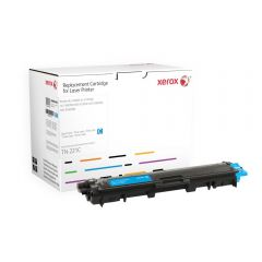 Xerox Replacement Cyan Toner Cartridge (Standard Capacity) for Brother HL-3140/3170/3180, MFC-9130/9330/9340