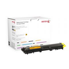 Xerox Replacement Yellow Toner Cartridge (Standard Capacity) for Brother HL-3140/3170/3180, MFC-9130/9330/9340