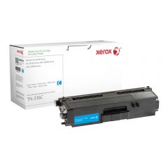 Xerox Replacement Cyan Toner Cartridge (High Capacity) for Brother HL-L8250CDN/L8350CDW, MFC-L8600CDW/L8850CDW