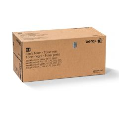 Black Toner Cartridge and Waste Bottle - WorkCentre 5765/5775/5790, 5665/5675/5687, M165/M175, 265/275, WorkCentre Pro 165/175, 265/275 or CopyCentre 265/275, C165/C176