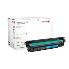 Xerox Replacement Cyan Toner Cartridge for HP M553/M577