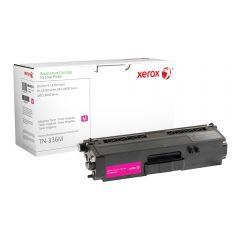Xerox Replacement Magenta Toner Cartridge (High Capacity) for Brother HL-L8250CDN/L8350CDW, MFC-L8600CDW/L8850CDW