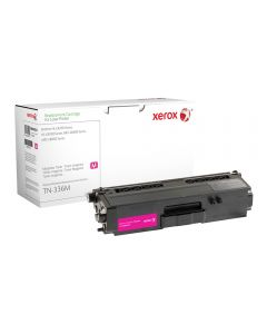 Xerox Replacement Magenta Toner Cartridge (High Capacity) for Brother HL-L8250CDN/L8350CDW, MFC-L8600CDW/L8850CDW