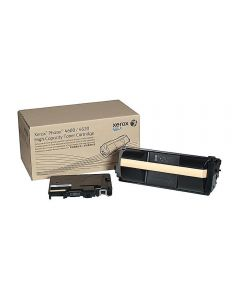 Phaser 4600, 4620, 4622 Black Toner Cartridge and Waste Toner Bottle (GSA)